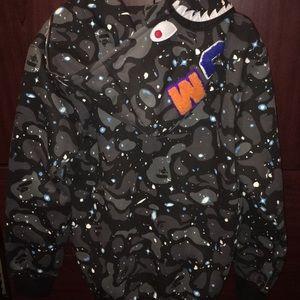 Bape Shirts - Bape galaxy hoodie/jacket